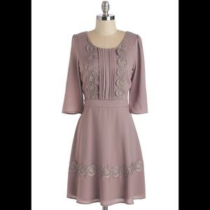 NWT Doe & Rae Whimsically Prim Dress